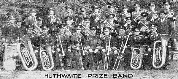 1932 Huthwaite Band